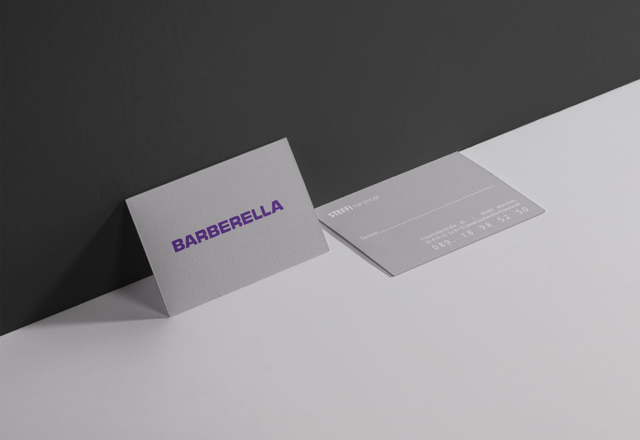 Design Barberella Friseure