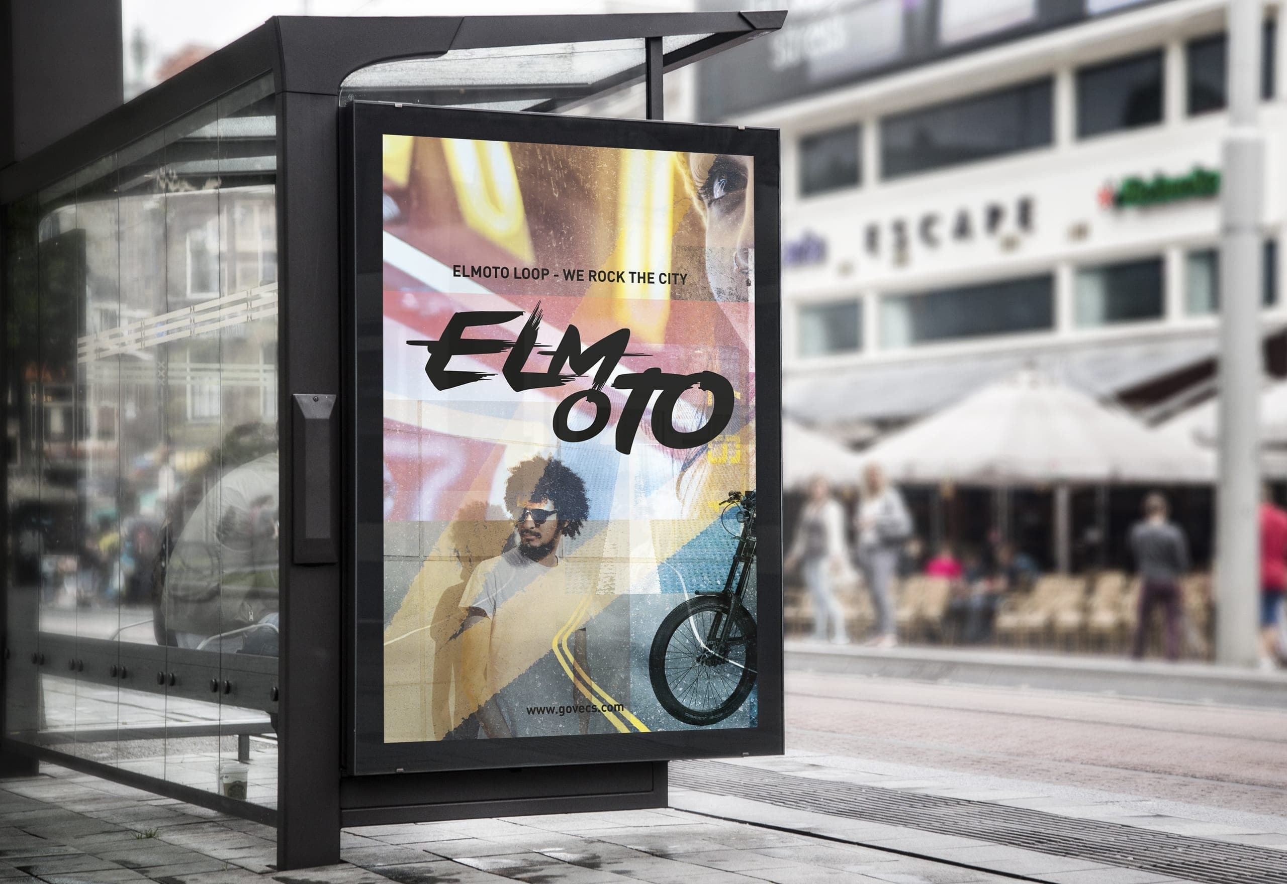 Corporate Design Govecs Elmoto