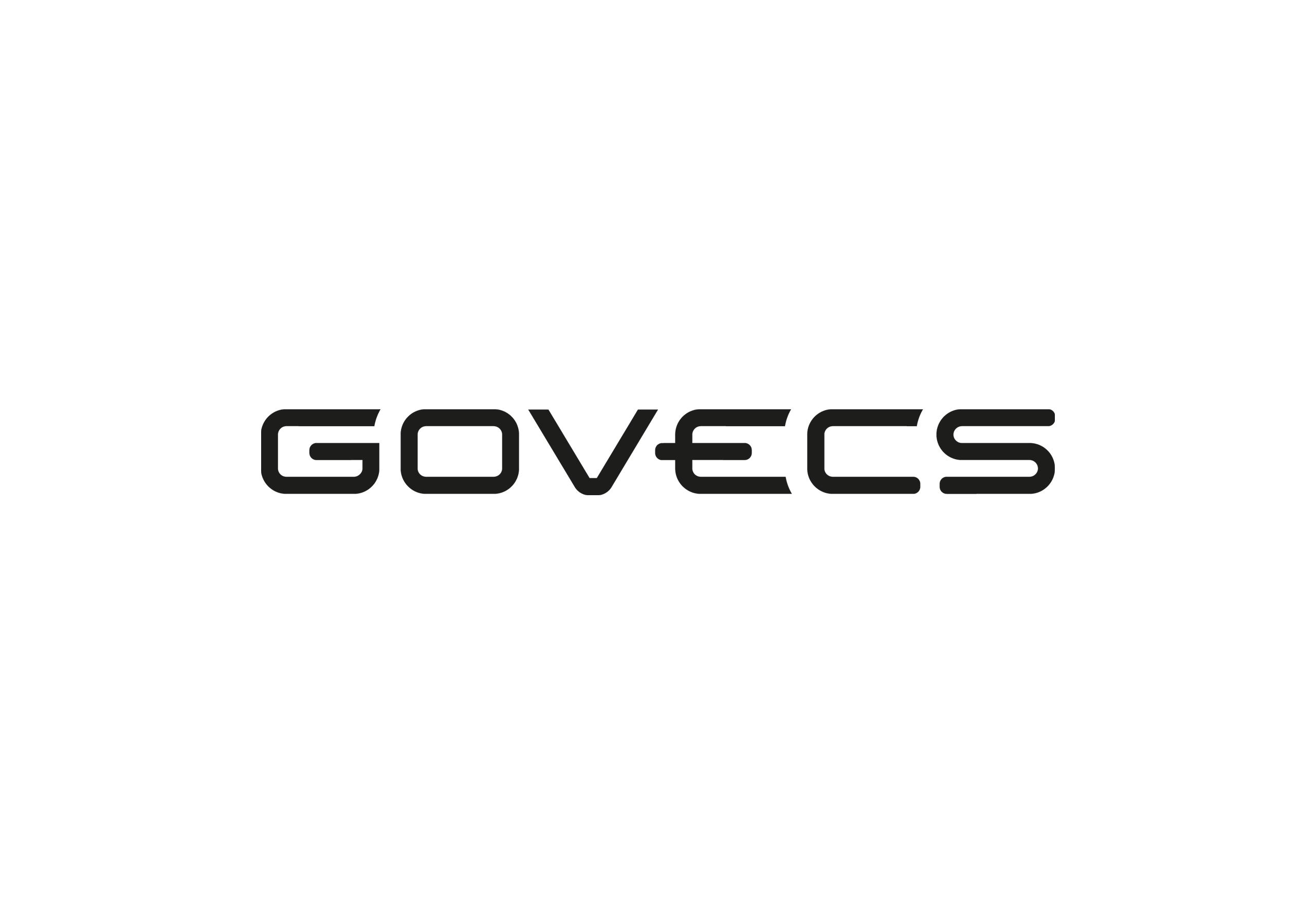 Logoentwicklung Govecs AG