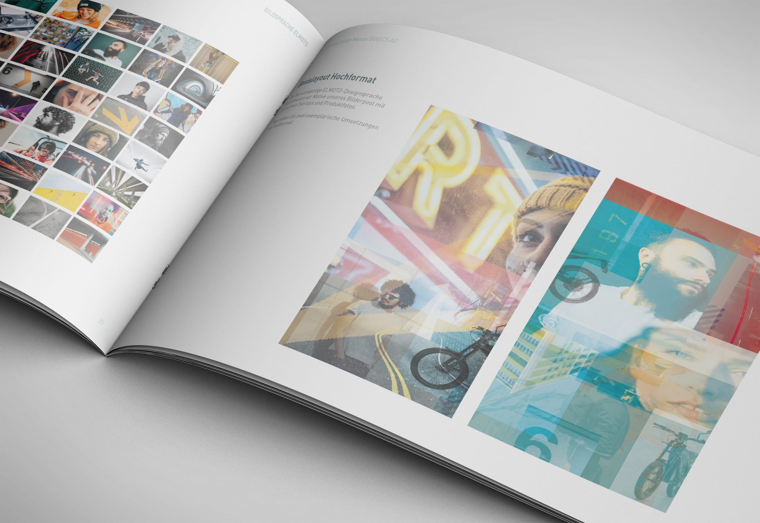 Corporate Design Manual Govecs AG