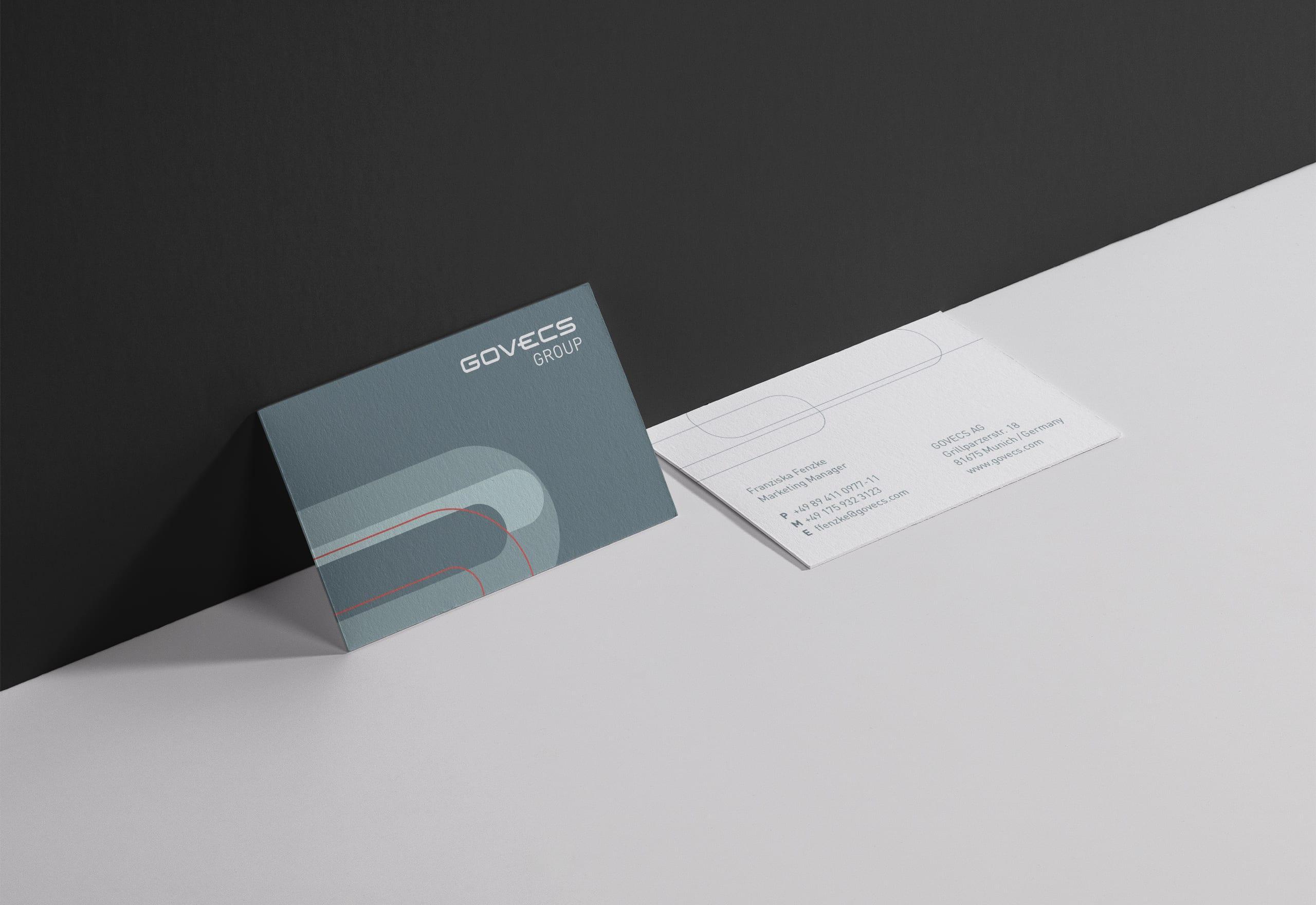 Corporate Design Govecs AG