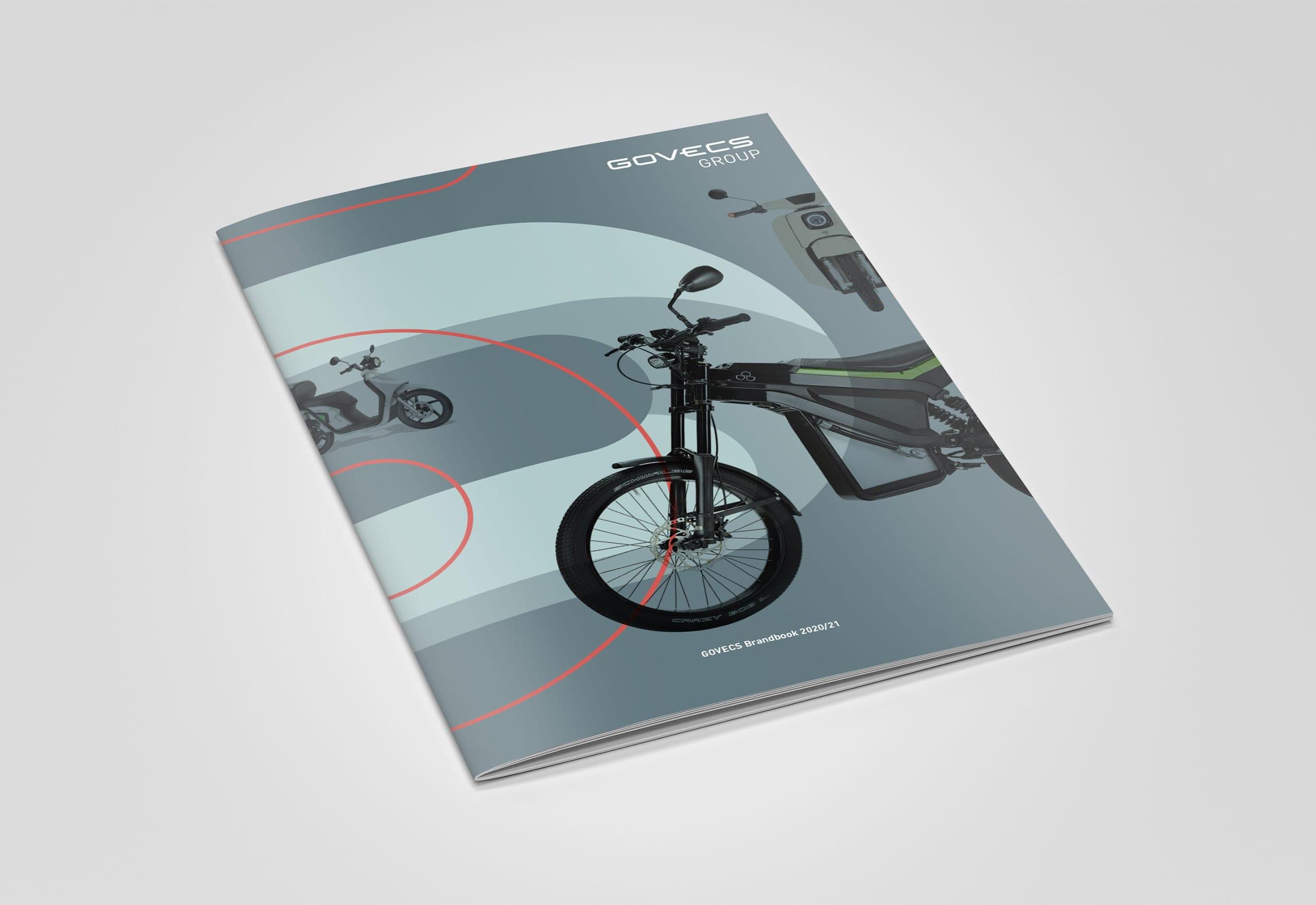 Broschüre Govecs AG