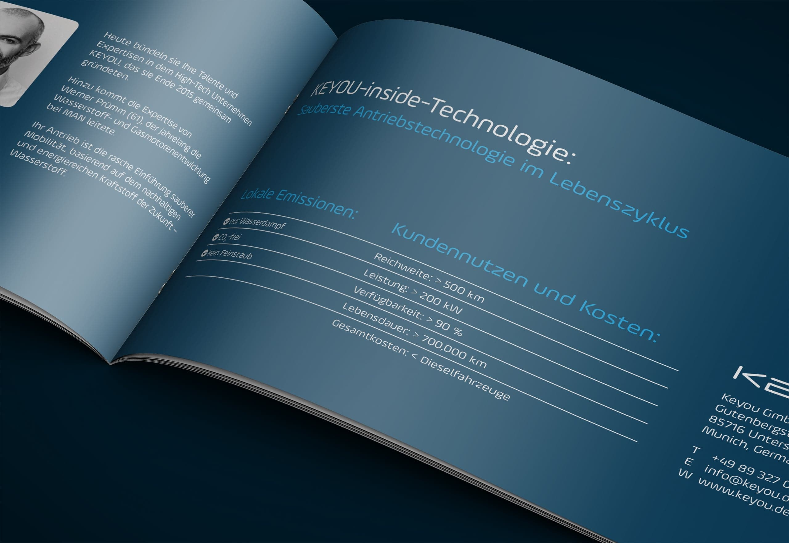 Corporate Design Keyou GmbH