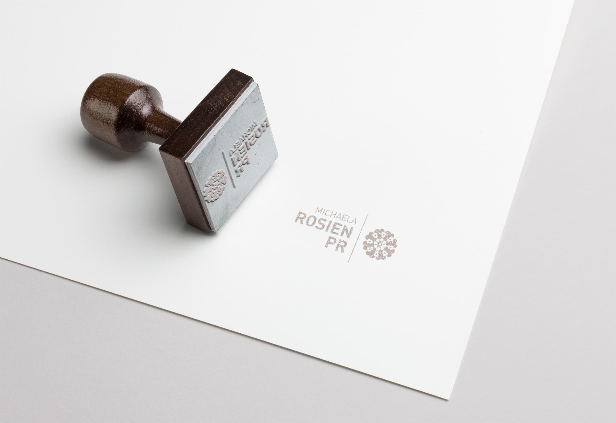 Design Michaela Rosien PR
