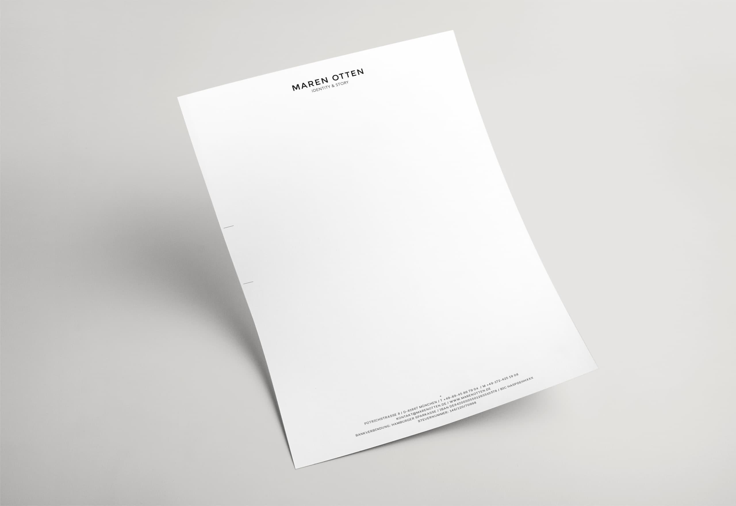 Design Maren Otten