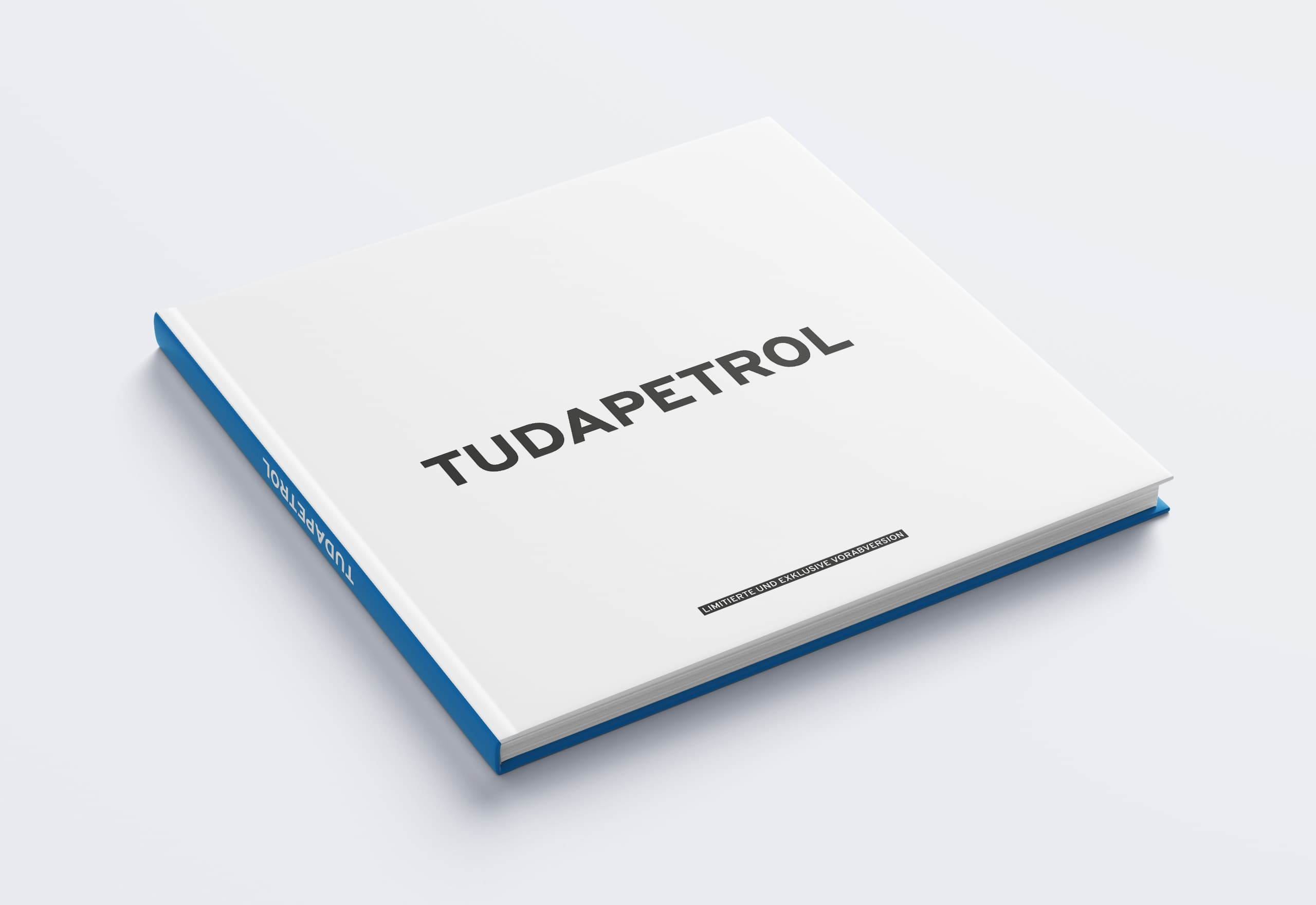 Buchdesign Tudapetrol