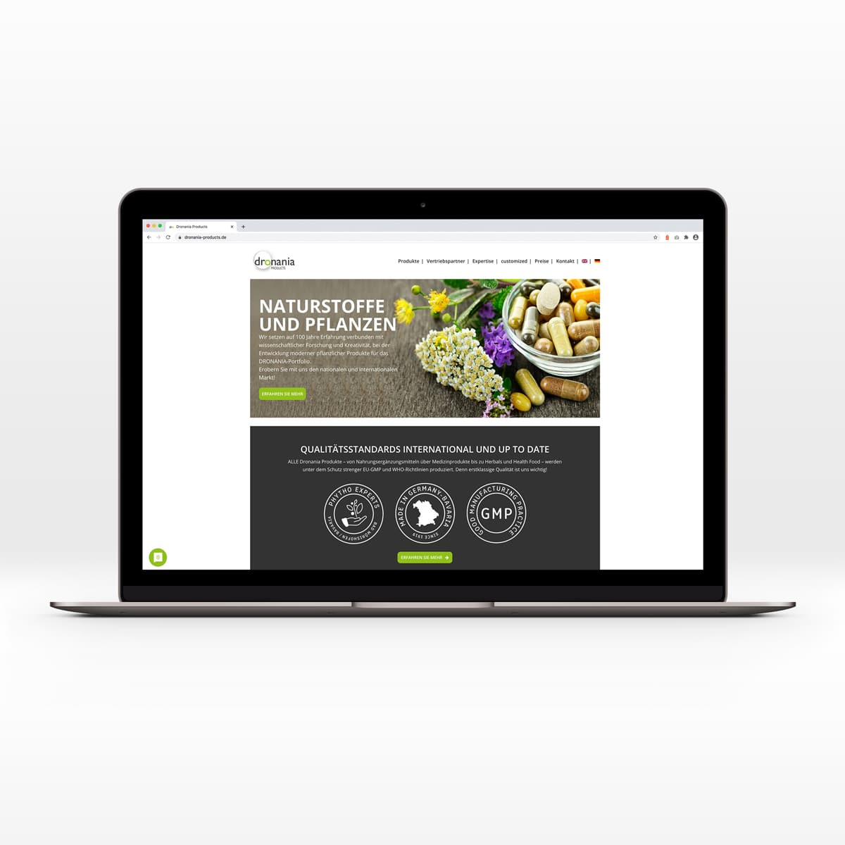 Webdesign aus München - Nieder und Marx Design